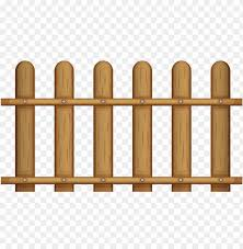 Download Transparent Wooden Fence Clipart Png Photo Toppng