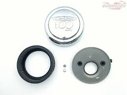 custom parts luchtfilter kit rev tech