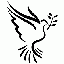 Peace Dove Wall Sticker Animal Wall Decal Art Ebay Coloring Home