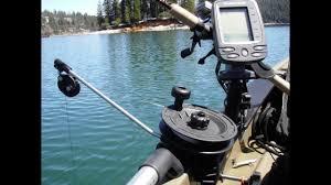 kayak fishing tips downrigger you
