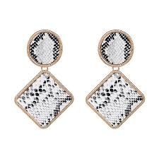 high end new ear stud occidental style
