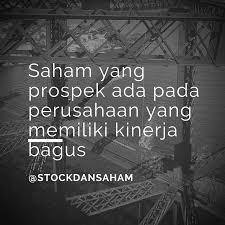 kata bijak dalam investasi saham investing com