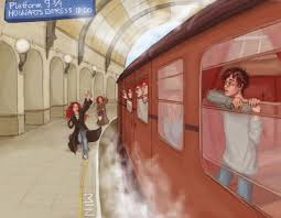 hogwarts express the harry potter lexicon