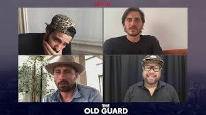 Marwan Kenzari, Matthias Schoenaerts, & Luca Marinelli Interview: The Old  Guard - YouTube