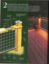 Deck Railing Jpg Outdoor Fence Design Backyard