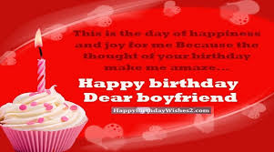 happy birthday quotes for new boyfriend