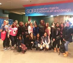 """Addie Price on Twitter: """"So much fun at SOFA Show Chicago last week with  Design & Materials! #sofa2017 #maineeast #art #design… """""""
