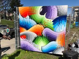 8 New Works Of Art Revealed Near Alamo Square Park Sf Station