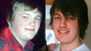 Neil McFerran and Aaron Davidson: two questioned - BBC News