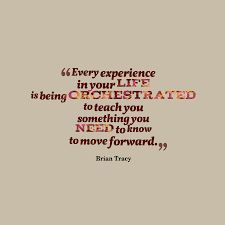 brian tracy quote about experience