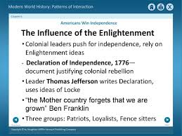 The American Revolution Ppt Download