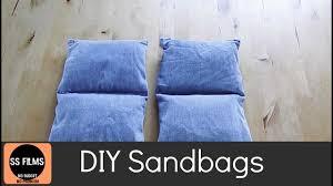 diy film sand bags you
