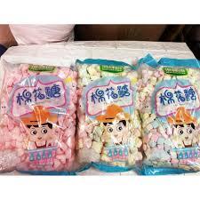 Kẹo Xốp Marshallow Trang Trí Bánh Kem