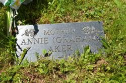 Annie Myrtle Graham Aker (1891-1954) - Find A Grave Memorial