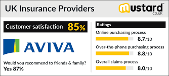 the uk s best car insurance providers rated by you