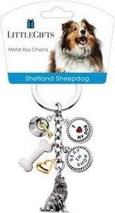little gifts sleutelhanger shetland