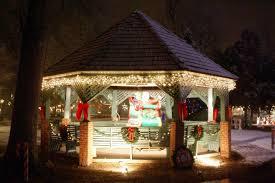 christmas park to kick off holidays