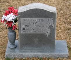 Kim Lynette Perry (1964-1968) - Find A Grave Memorial