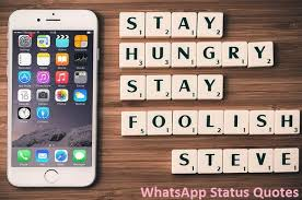 whatsapp status quotes to express yourself in words