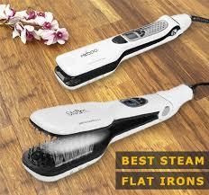 the 3 best steam hair straighteners of