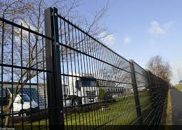 High Tensile Strength Welded Wire Mesh Fence With 8mm 6mm 8mm Mesh Diameter