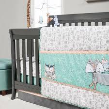 harriet bee vella 3 piece crib bedding