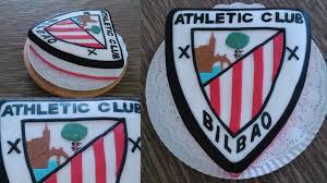 Tarta Escudo Athletic Club De Bilbao Dulces Magui