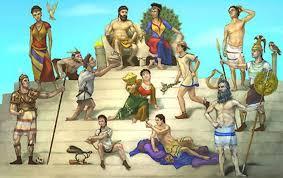 The Twelve Gods of Mount Olympus | The Fact Site