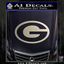 Green Bay Packers Decal Sticker Ov1 A1 Decals