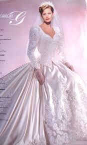 demetrios 1991 wedding dress fashion