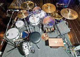 Collective Soul's Johnny Rabb - Modern Drummer Magazine