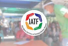 Palace to Drilon: IATF not a failure