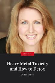 48- Heavy Metal Toxicity and How to Detox with Wendy Myers - Summit For  Wellness | Heavy metal detox, Metal detox, Heavy metal