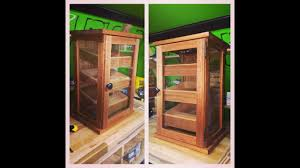 how to build a humidor you