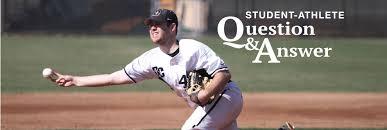 Student-Athlete Question & Answer - Adam Burns - Benedictine College