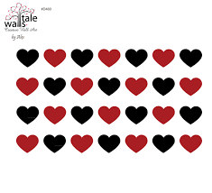 Decorative Heart Wall Decals