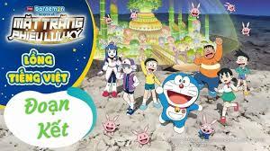 Doraemon :Tập Dài Lồng Tiếng NOBITA Và Mặt Trăng Phiêu Lưu Ký Đã ...