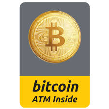 Bitcoin Atm Inside Crypto Currency Decal 2 X3 Dim Emv Decals