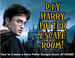 Diy Harry Potter Escape Room Ideas Printables
