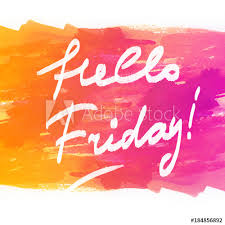 hello friday quote calligraphy tgif thank god it s friday hand