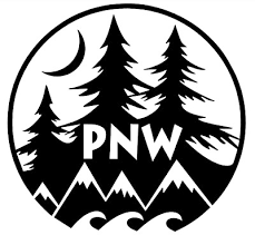 Pnw Pacific Northwest Decal Oem Car Parts Pnw Love Ebay