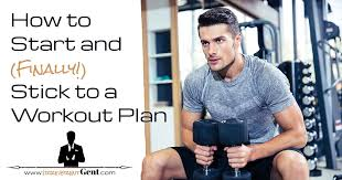 how to start working out for men 7