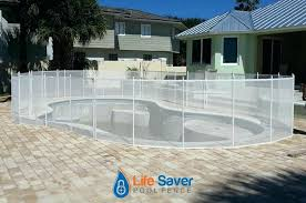 Lifesaver Pool Fence Of Central Life Saver Diy Muconnect Co