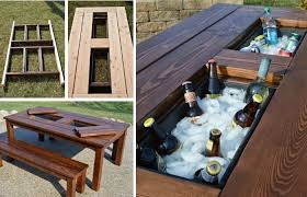 diy ideas how to build an outdoor bar