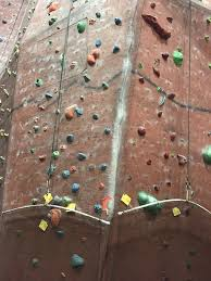 edge rock climbing gym
