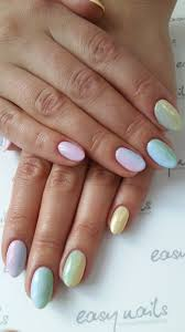 Hybrid Manicure And Pedicure Warsaw City Center Easy Nails Nail