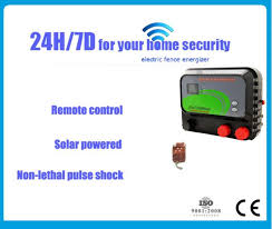 Tongher 2 Joules High Quality Wifi Wireless Electric Fence Energizer Controller For Home Security And Perimeter Protection Buy Online At Best Prices In Pakistan Daraz Pk