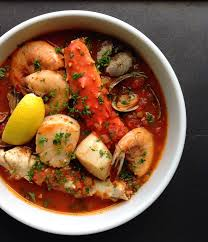Shellfish Cioppino - Nourished Kitchen