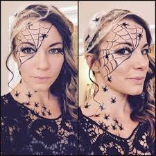 halloween spider makeup ideas and looks