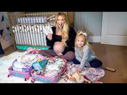 The Baby is ALMOST HERE!!!! (Packing Our Hospital Bag) - YouTube | Cole  baby, Sav and cole, Cole and savannah